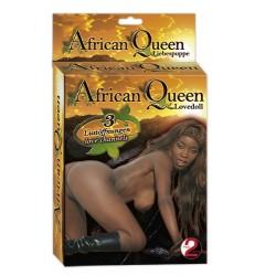 Bambola gonfiabile African Queen