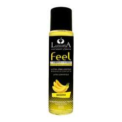 LUBRIFICANTE FEEL FRAGRANCE BANANA