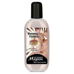 Massagefluid wärmend