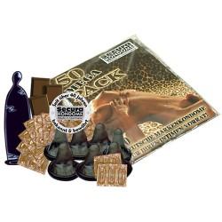 preservativi al gusto cioccolato
