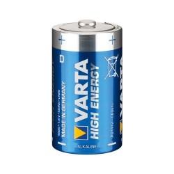 1 Batteria singola serie C  mezza torcia